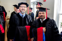 ATS Doctor of Ministry Hooding Candid